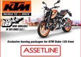 Leasing Promotion KTM – Duke 125